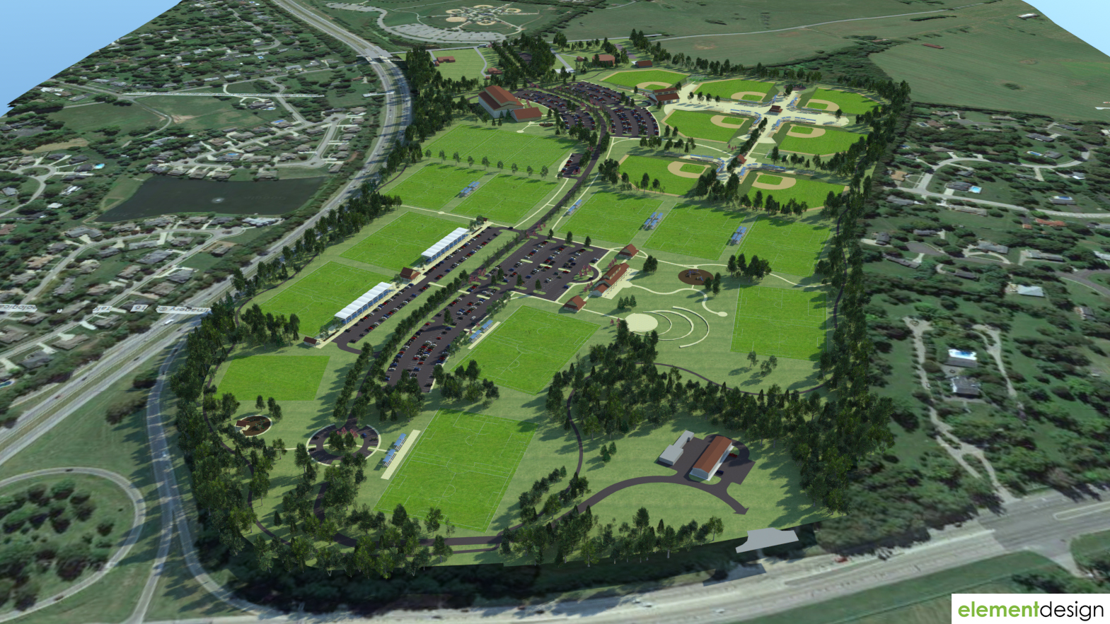 Herald Leader Article: Proposed youth sports complex would be a boon